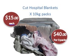 Hospital Blanket Wipers - CC1