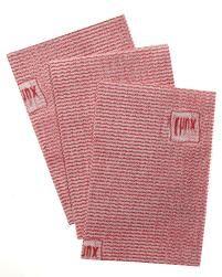Chux Cloths 9884 Red 60x60cm (100 per carton)