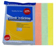 Heavy Duty Cleaning Cloths60cm x 60cm x 20 pk