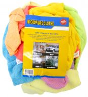 Assorted Micro Fibre Cloths - 400gram
