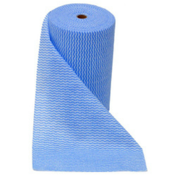 Commercial Antibacterial Wiper Roll