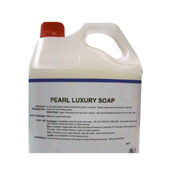 Pearl White Luxury Liquid Hand Soap