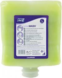 Deb Lime Hand Cleaner Bladder - 4lt