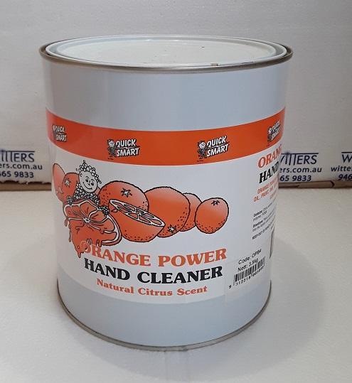 Orange Power Hand Cleaner
