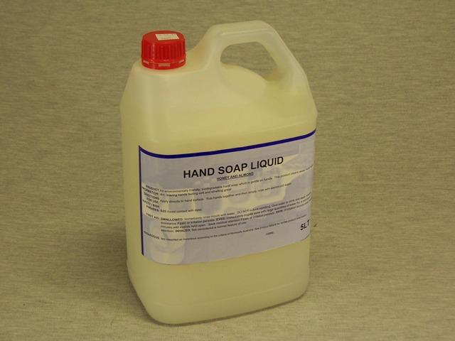 Honey Almond Liquid Hand Soap