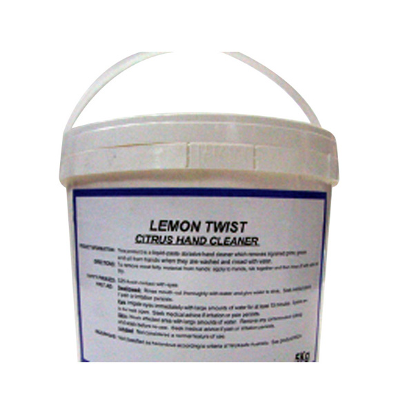 Lemon Twist Hand Cleaner