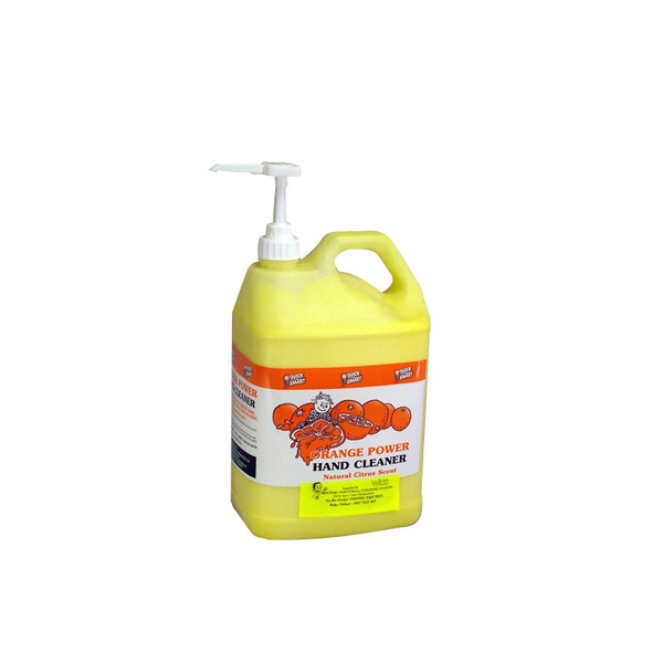 Orange Power Hand Cleaner