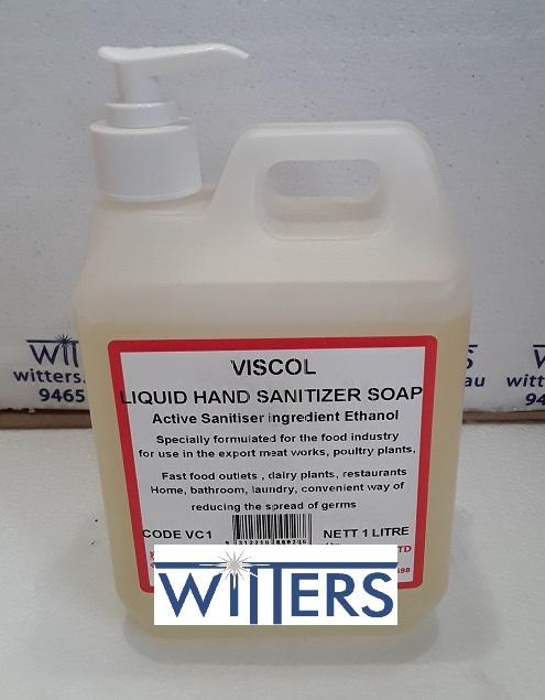 Viscol Liquid Hand Cleaner