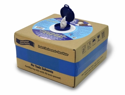Rid Of Wipes - Single Use Hand Cleaners Wipes - Dispsener Box 240
