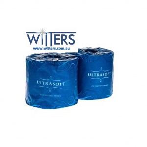 Ultrasoft Toilet Paper 700 sheet 2 ply x 48 rolls per carton - CP-700CW