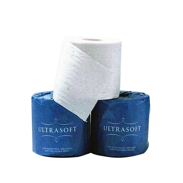Ultrasoft Toilet Paper 2 ply - 700 sheet x 48 rolls