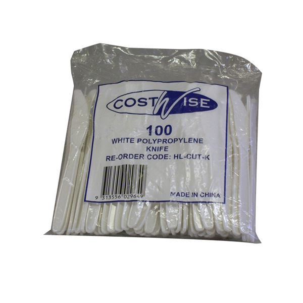 Plastic Knives 100 pack