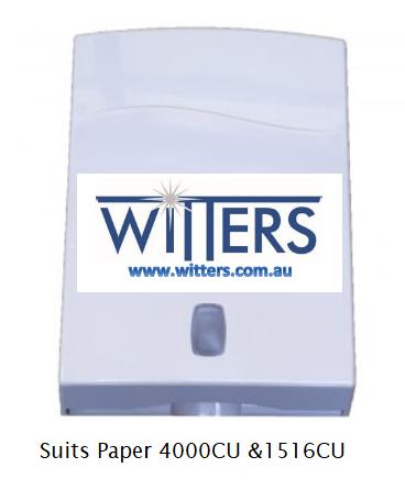 Interleaved/Interfold Towel Dispenser - ABS Plastic