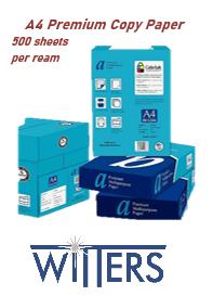 A4 Premium Copy Paper - 500 sheets
