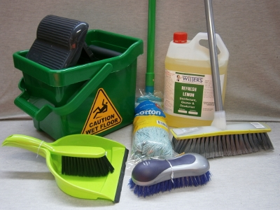 Hamper 4 - Complete Cleaning Pack