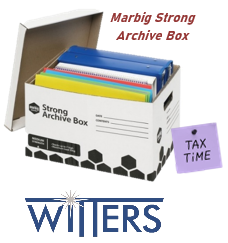Marbig Strong Archieve Box