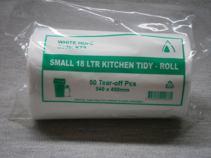 Kitchen Tidy Bags 18lt