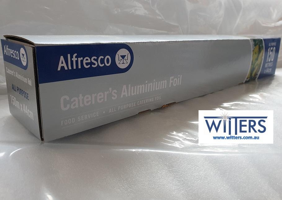 All Purpose Aluminium Foil - 44cm x 150m