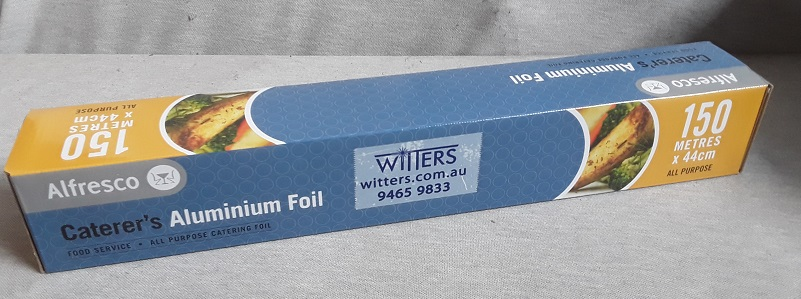 All Purpose Aluminium Foil - 44cm x 150m