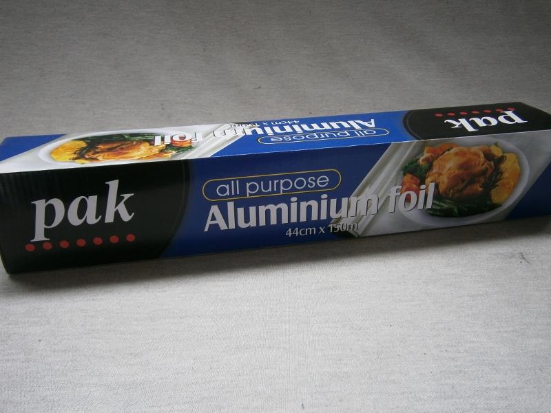 Pak - All Purpose Aluminium Foil - 44cm x 150m