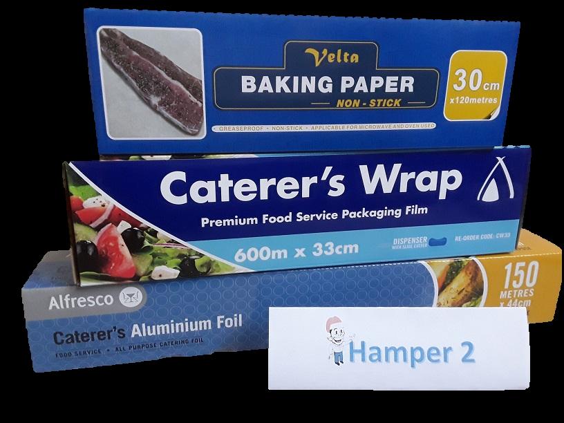 Hamper 2 - Entertainer's Hamper