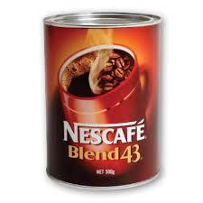 Nescafe Blend 43 - 500gram
