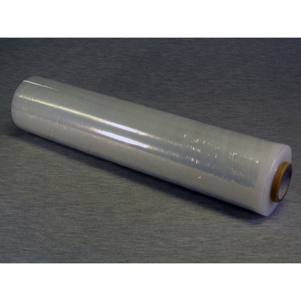 Blown Pallet Wrap Clear 25um