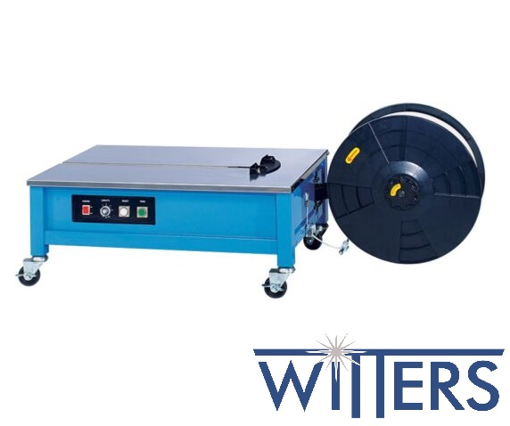 Semi Automatic Low Table Strapping Machine TMS-300L