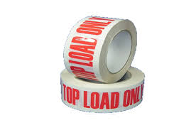 Top Load Tape 48mm x 66mt White/Red