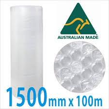 10mm Bubble Wrap - 1.5mt x 100mt - Full Roll