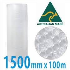 10mm Bubble Wrap - 1.5mt x 100mt - Full Roll