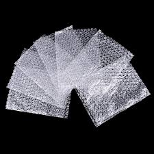 Bubble Bags - Clear Loose In Carton Bubble Protection Bags
