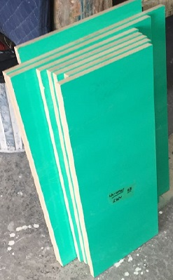 Ezimask Green Protection Film 850mm x 200mt