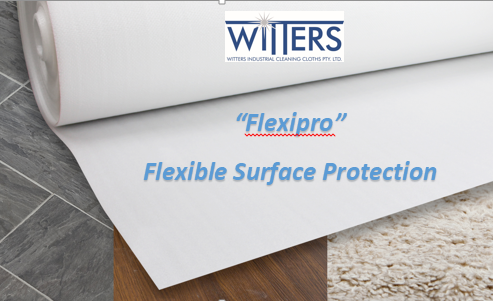 Flexipro - Flexible Surface Protection Film 1.5mt x 50mt