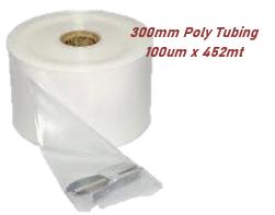 Lay Flat Poly Tubing - 100um