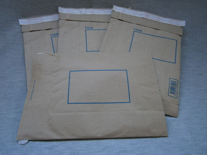 Paper Padded Mailers P6 & P7