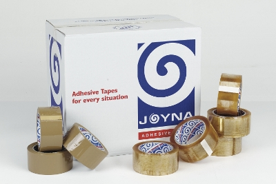 Joyna Rubber Packaging Tape 48mm Clear