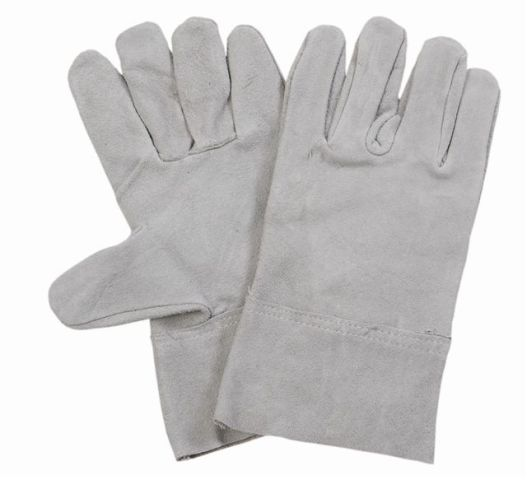 27cm Chrome Leather Gloves