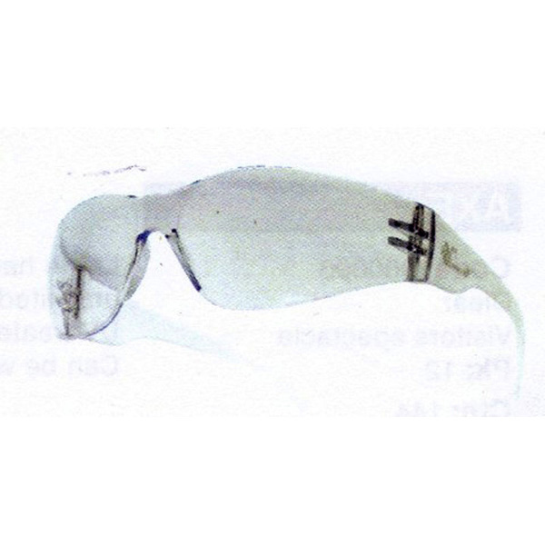 Clear Hammer Safety Glasses - Anti Fog