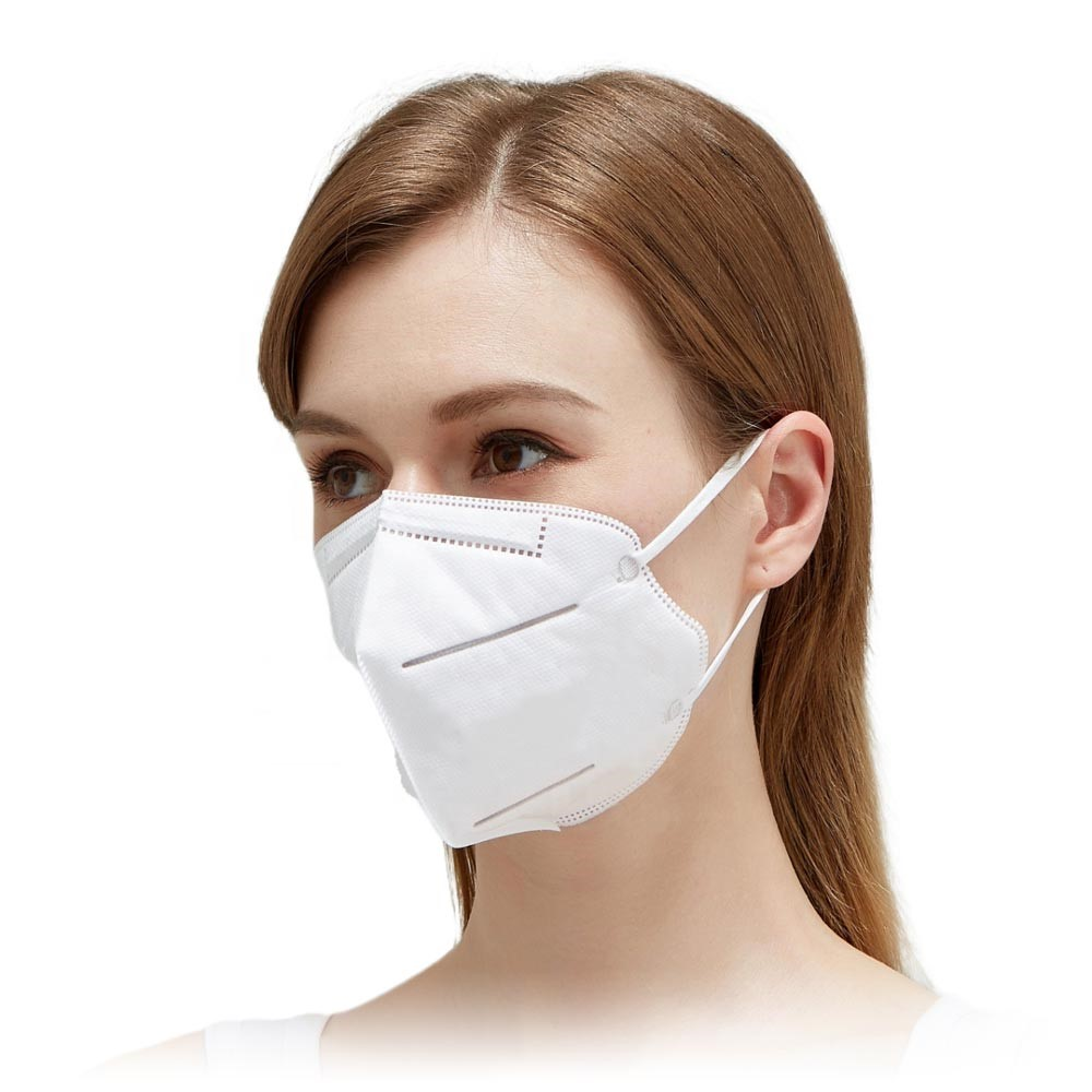 KN 95 Mask - Flat Fold - 10 pack