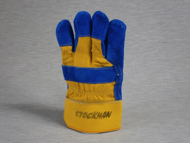 Stockman Split Leather Gloves 60 pair