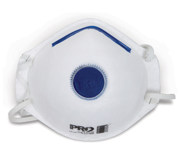 P2 Valved Dust & Mists Masks - Pro Choice