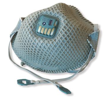 Promesh P2 Valved Disposable Dust Masks