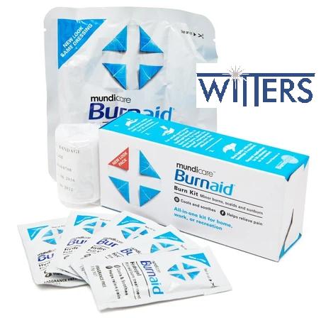 BurnAid First Aid Kit - Minor Burns