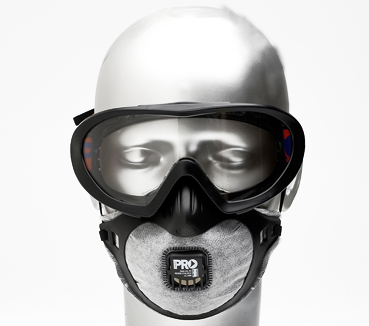 Combination Goggle & Masks