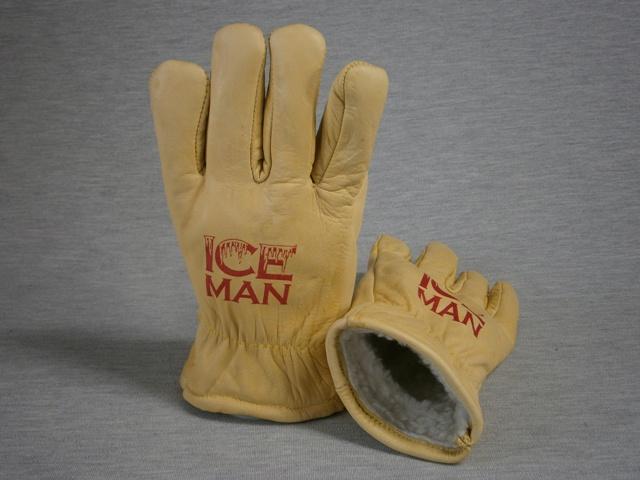 Iceman Yellow Freezer Gloves 50 pair