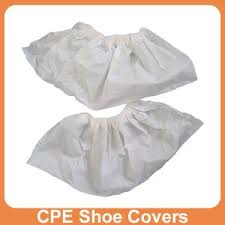 Plastic Shoe Covers - Waterproof