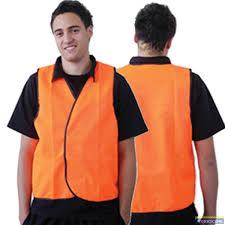 Pro Choice Orange  Safety Vest - Day Use