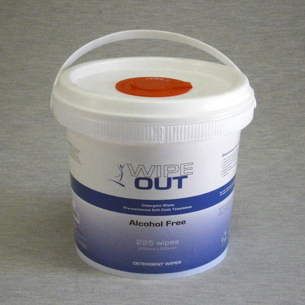 Wipe Out Detergent Wipes