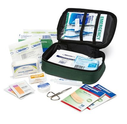 Brenniston National Low Risk First Aid Kit Soft Case 1-5 people